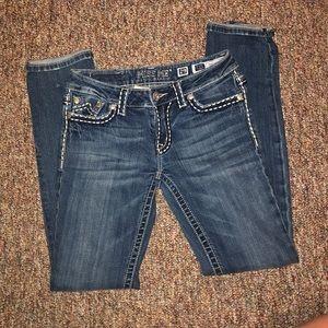 miss me skinny jeans, size 29